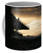 The Beauty Of Baseball In Colorado Coffee Mug