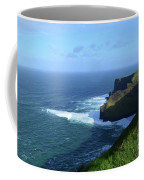 The Beauty Of Ireland's Cliff's Of Moher And Galway Bay  Coffee Mug