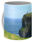 The Beauty Of Ire'land's Cliff's Of Moher In County Clare Coffee Mug