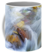 The Beauty Of Silky Water Coffee Mug