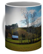 The Beauty Of The Country Coffee Mug