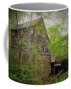 The Beauty Of The West Point On The Eno Grist Mill - Durham, N.c. Coffee Mug