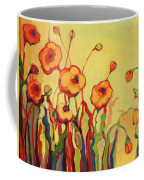The Beckoning Coffee Mug by Jennifer Lommers