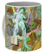 The Beginning Of Animal Stories Coffee Mug