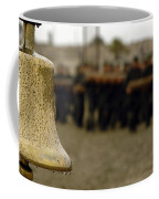 The Bell Is Present On The Beach Coffee Mug by Stocktrek Images