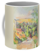 The Bend In The Road Coffee Mug