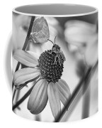 The Best Gardener - Bw Coffee Mug