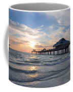 The Best Sunsets At Pier 60 Coffee Mug