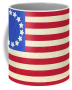 The Betsy Ross Flag Coffee Mug