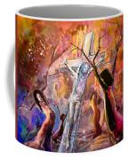 The Bible Crucifixion Coffee Mug
