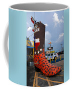 The Big Boot Coffee Mug