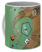 The Big Kick Coffee Mug