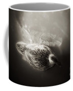 The Bird And The Fish Coffee Mug