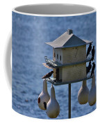 The Bird Hotel Coffee Mug