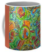 The Birdman Coffee Mug