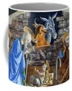 The Birth Of Christ Alessandro Botticelli Coffee Mug