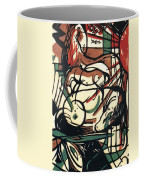 The Birth Of The Horse 1913 Coffee Mug