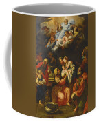 The Birth Of The Virgin Coffee Mug