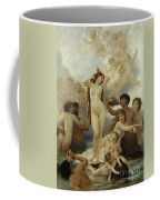 The Birth Of Venus Coffee Mug