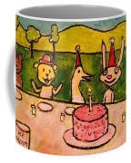 The Birthday Party Coffee Mug