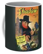 The Shadow The Black Circle Coffee Mug