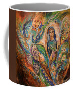 The Blessing Of Grapes Coffee Mug