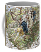 The Blind Leading The Blind Coffee Mug by Tissot