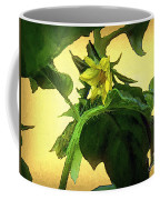 The Blossom To Become A Fruit Coffee Mug