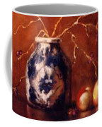 The Blue And White Vase Coffee Mug