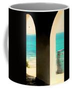 The Blue Barrel  Coffee Mug