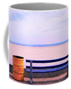 The Blue Bench Coffee Mug