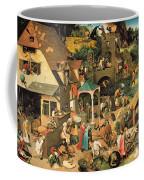 The Blue Cloak Coffee Mug