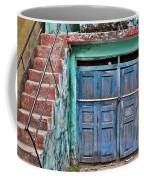 The Blue Door - India Coffee Mug