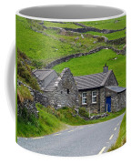 The Blue Door Coffee Mug