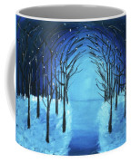 The Blue Forest Coffee Mug