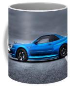 The Blue Ghost Coffee Mug