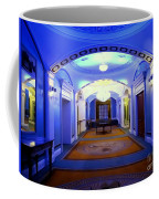 The Blue Hallway Coffee Mug