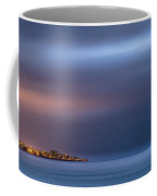 The Blue Jewel - La Jolla Coffee Mug