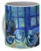 The Blue Kitchen Coffee Mug