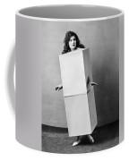 The Blue Law Girl Coffee Mug