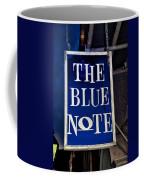 The Blue Note - Bourbon Street Coffee Mug