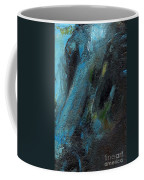 The Blue Roan Coffee Mug