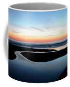 The Blue Zone California Coffee Mug