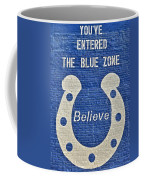 The Blue Zone Coffee Mug