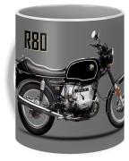 The R80 Motorcycle 1978 Coffee Mug