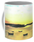 The Boat Launch Coffee Mug