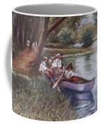 The Boating Men Coffee Mug