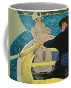 The Boating Party Coffee Mug