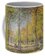 The Bois De Boulogne Coffee Mug