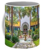 The Bonnet House - Interior Garden Coffee Mug